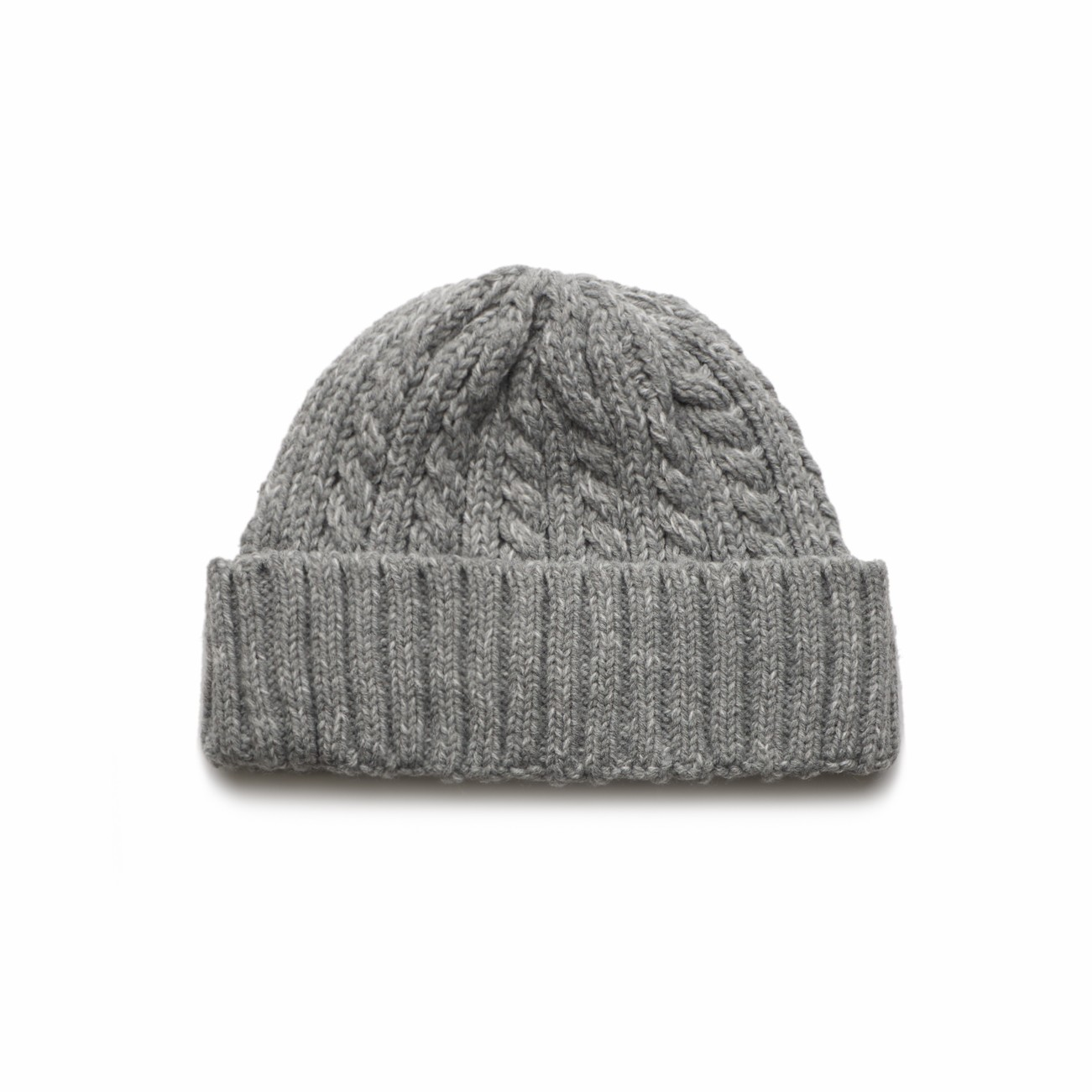 7f172488738708 AS MARLE BEANIE - GREY MARLE - Nublank Caps