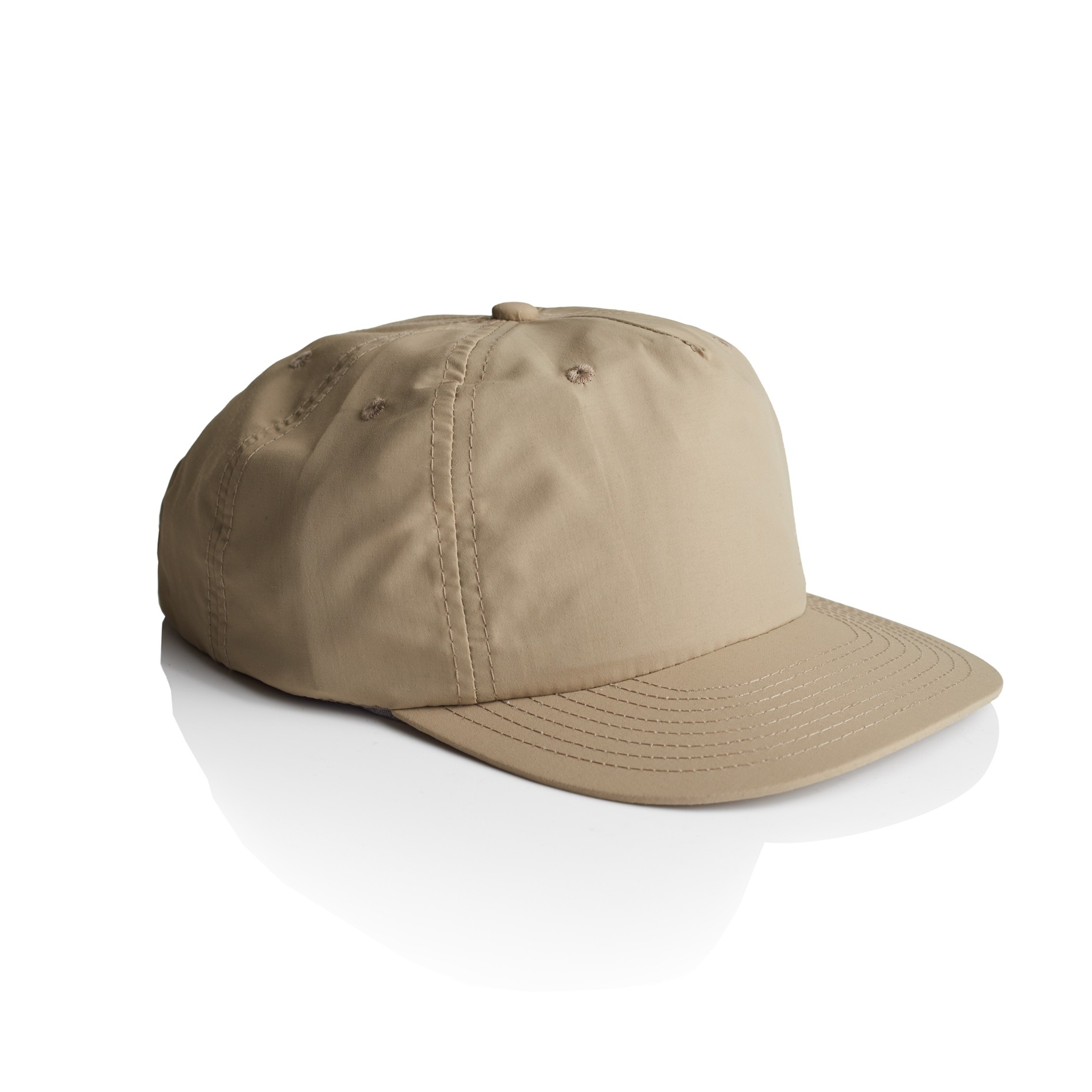 d437ed45da0 AS Surf Cap - Khaki - Nublank Caps