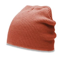 RICHARDSON 147 SLOUCH KNIT BEANIE - RUST