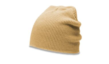 RICHARDSON 147 SLOUCH KNIT BEANIE - WHEAT