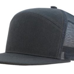 A Frame Trucker Premium American Twill - Charcoal