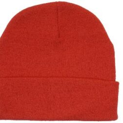 HP Arcylic Beanie - Red