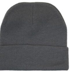 HP Arcylic Beanie - Charcoal