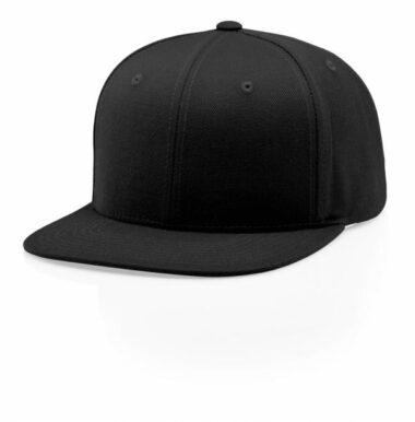 510 FLAT BILL ›› SNAPBACK - BLACK