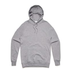 MENS CHALK HOOD - GREY MARLE