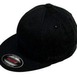 FLEXFIT Toddler Caps (Newborn To 3 YR Old ) - BLACK