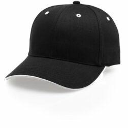 R78 SPORT-CASUAL W/SANDWICH ADJUSTABLE BLACK/WHITE