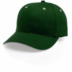 R78 SPORT-CASUAL W/SANDWICH ADJUSTABLE DARK GREEN/WHITE