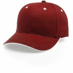 R78 SPORT-CASUAL W/SANDWICH ADJUSTABLE RED/WHITE