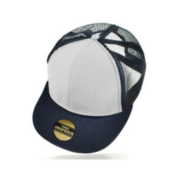 Cooly Snap - Kids Cap - White/Navy