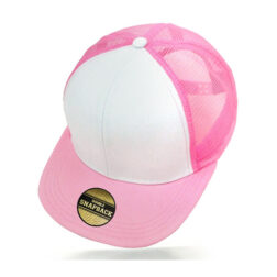 Cooly Snap - Kids Cap - Pink
